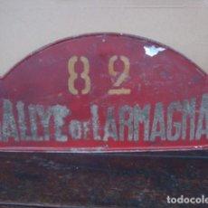 Coches y Motocicletas: RALLYE. Lote 143538418