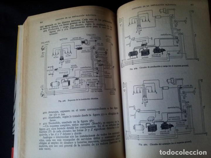 Coches y Motocicletas: MANUAL DE AUTOMOVILES, ARIAS-PAZ - 38º EDICION 1970 - Foto 4 - 143742390