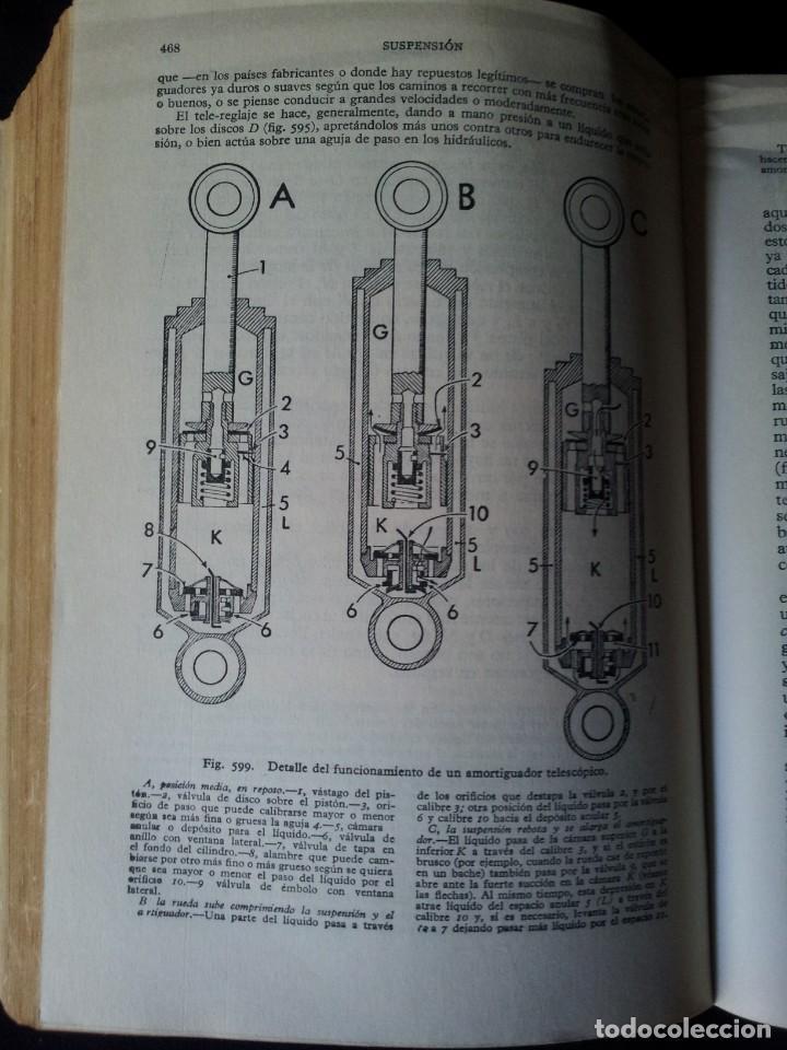 Coches y Motocicletas: MANUAL DE AUTOMOVILES, ARIAS-PAZ - 38º EDICION 1970 - Foto 5 - 143742390
