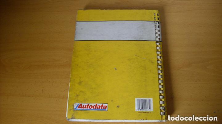 Coches y Motocicletas: LIBRO AUTODATA DIESEL DATA 1989 MANUAL DATOS TÉCNICOS AUTOMÓVIL COCHE - Foto 5 - 143789218