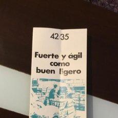 Coches y Motocicletas: ANTIGUO CATÁLOGO CAMIÓN BARREIROS TOTALMENTE ORIGINAL. Lote 143856454