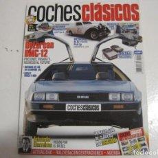 Coches y Motocicletas: COCHES CLASICOS: DELOREAN; BMW 635 CSI; MERCEDES 240 D; HIGWHEELER; ETC.... Lote 143938682