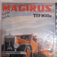 Coches y Motocicletas: CAMION ANTIGUO, CATALOGO CAMIÓN MAGIRUS M30. Lote 144020417