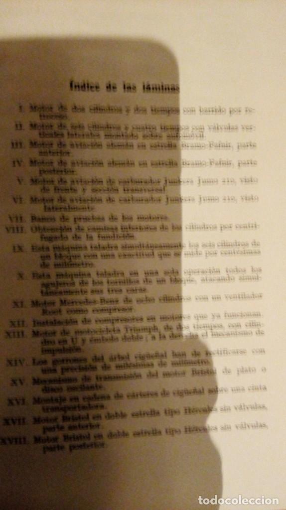Coches y Motocicletas: Libro antiguo coches motores - Foto 42 - 91810815