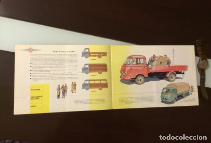 Coches y Motocicletas: Catálogo camión Borgward Perfecto estado totalmente original años 50 - Foto 5 - 144065218