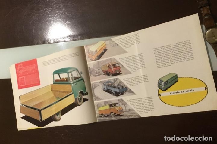 Coches y Motocicletas: Catálogo camión Borgward Perfecto estado totalmente original años 50 - Foto 7 - 144065218