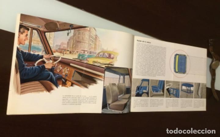 Coches y Motocicletas: Catálogo camión Borgward Perfecto estado totalmente original años 50 - Foto 8 - 144065218