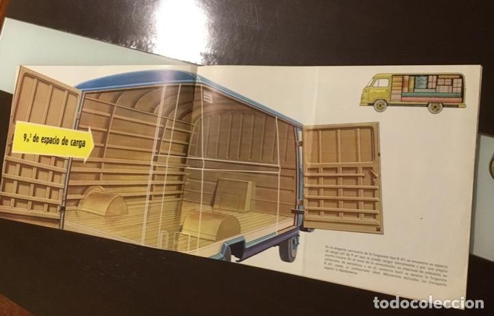 Coches y Motocicletas: Catálogo camión Borgward Perfecto estado totalmente original años 50 - Foto 9 - 144065218