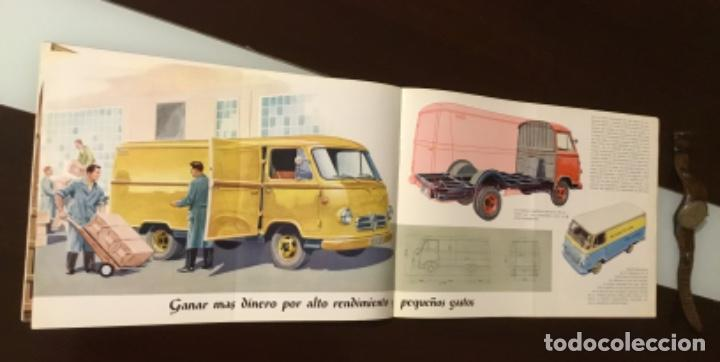 Coches y Motocicletas: Catálogo camión Borgward Perfecto estado totalmente original años 50 - Foto 10 - 144065218