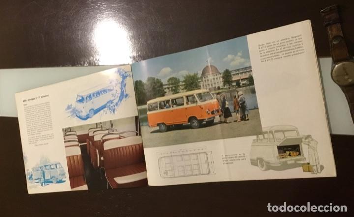 Coches y Motocicletas: Catálogo camión Borgward Perfecto estado totalmente original años 50 - Foto 11 - 144065218