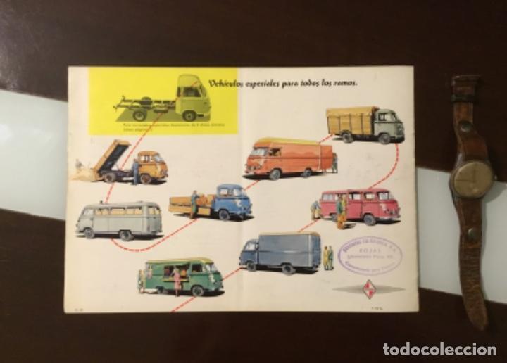 Coches y Motocicletas: Catálogo camión Borgward Perfecto estado totalmente original años 50 - Foto 13 - 144065218