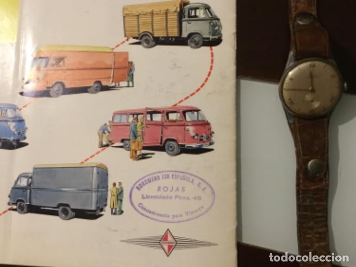 Coches y Motocicletas: Catálogo camión Borgward Perfecto estado totalmente original años 50 - Foto 14 - 144065218
