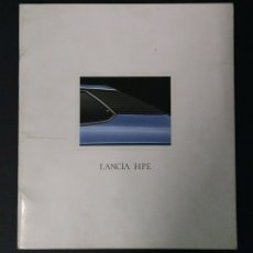 Coches y Motocicletas: LANCIA HPE - CATÁLOGO. Lote 142733104
