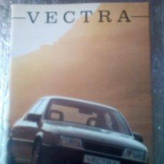 Coches y Motocicletas: OPEL OMEGA-CATALOGO PUBLICITARIO-1990-TODOS LAS MODELOS DE ESE AÑO-ESPAÑOL-. Lote 144224494