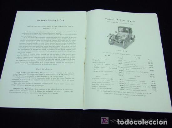Coches y Motocicletas: AUTOMOVIL, CATÁLOGO DINAMOS Y FAROS C.A.V. - Foto 2 - 144407810