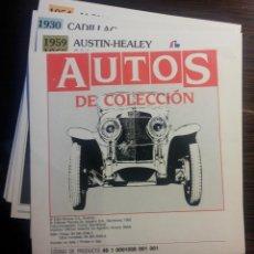 Coches y Motocicletas: COLECCIÓN COMPLETA AUTOS DE COLECCIÓN PLANETA AGOSTINI. Lote 178964062