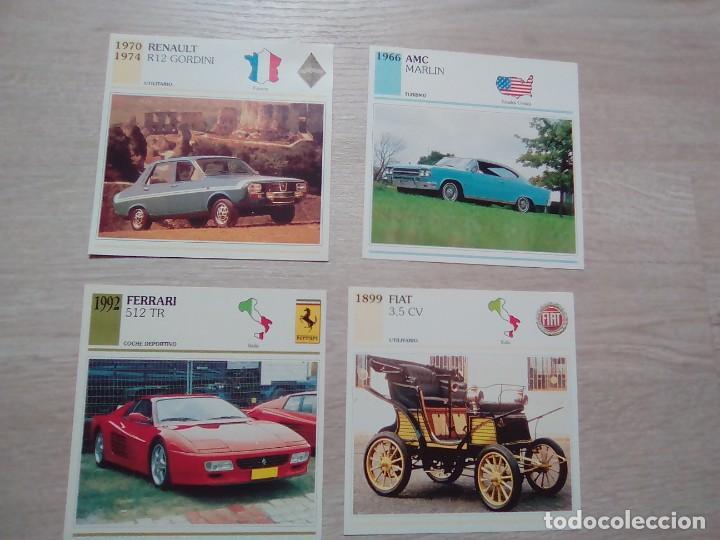 Coches y Motocicletas: Colección completa Autos de Colección Planeta Agostini - Foto 2 - 178964062