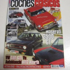 Coches y Motocicletas: COCHES CLASICOS: LANCIA THEMA 8.32; SALOMO; MASERATI 3500; VW GOLF GTI; BENTLEY 4 1/4; A112; ETC.... Lote 144916886