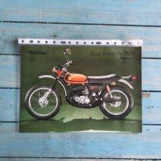 Coches y Motocicletas: FOLLETO MONTESA KING SCORPION 250. Lote 195217033
