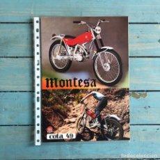 Coches y Motocicletas: FOLLETO MONTESA COTA 49. Lote 163733406