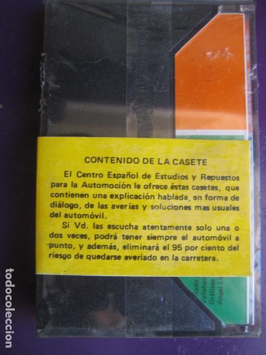 Cars and Motorcycles: CASETE PRECINTADA BRICOLAGE AUTOMOVIL COCHE CITROEN 2 CV6 - DOS CABALLOS - FINALES 70 PRIMEROS 80 - Foto 2 - 146585266