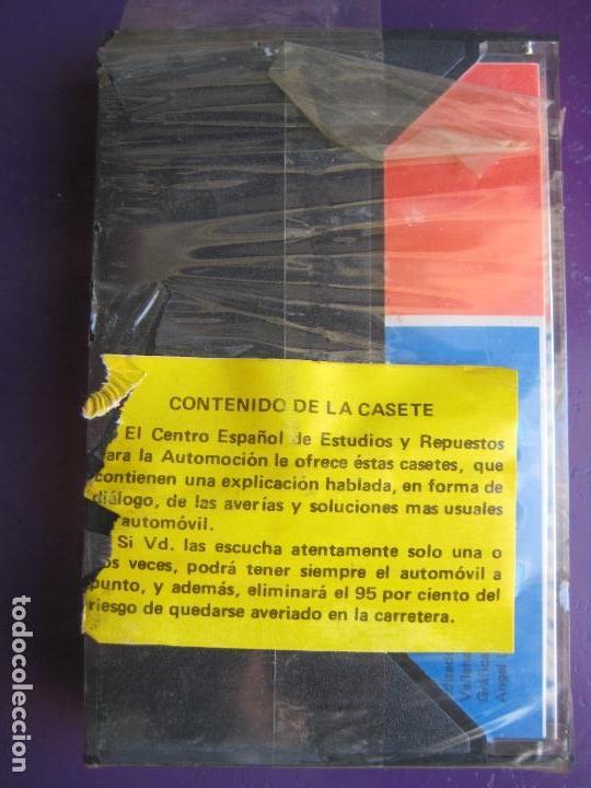 Coches y Motocicletas: CASETE PRECINTADA BRICOLAGE AUTOMOVIL COCHE TALBOT 900 - ESCAMILLA - FINALES 70 PRIMEROS 80 - Foto 2 - 146585272