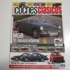 Coches y Motocicletas: COCHES CLASICOS: MGB; ALFASUD; PORSCHE 911; RILEY IMP NINE; AUDI SPORT QUATTRO; ETC..... Lote 146957846
