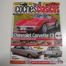 Coches y Motocicletas: COCHES CLASICOS: HONDA NSX; SIMCA 900; ROLLS ROYCE PHANTOM I; CHEVROLET CORVETTE; ETC.... Lote 146958054
