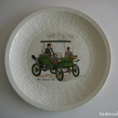 Coches y Motocicletas: PLATITO POPE-WAVERLEY 1907. PONTESA. MADE IN SPAIN.. Lote 147482374