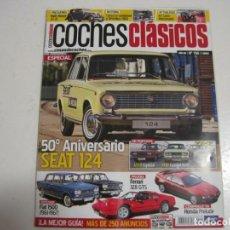 Coches y Motocicletas: COCHES CLASICOS: FERRARI 328 GTS; SEAT 124; ROLLS ROYCE 20/25; HONDA PRELUDE; FIAT 1500; ETC.... Lote 147550342