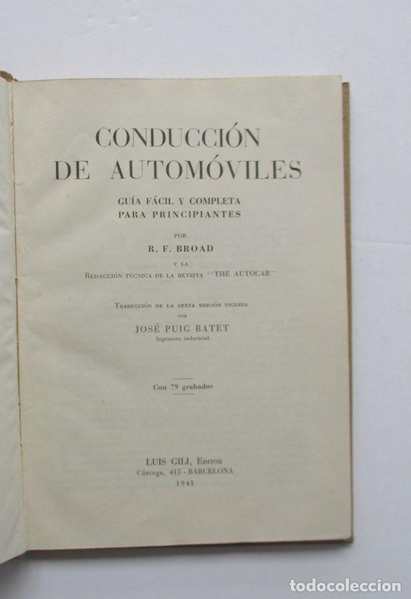Coches y Motocicletas: CONDUCCION DE AUTOMOVILES - Foto 3 - 147827006