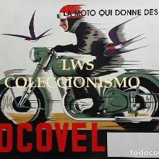 Coches y Motocicletas: SOCOVEL - PUBLICIDAD IMÁGENES MOTOR MOTOS MOTOCICLETAS MOTOCICLISMO. Lote 147876950