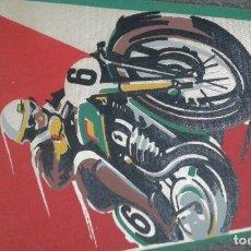 Coches y Motocicletas: BANDERIN MOTO. Lote 147940230