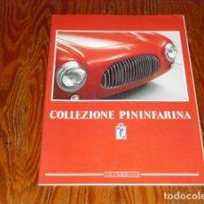 Coches y Motocicletas: COLLEZIONE PININFARINA - 1989 -. Lote 148052578