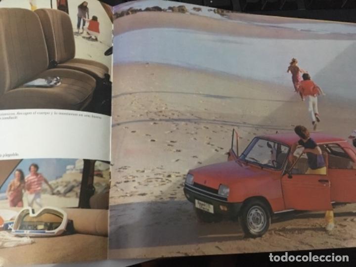 Coches y Motocicletas: catalogo renault 5 5 puertas - Foto 2 - 148569854