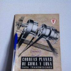 Coches y Motocicletas: CATALOGO FIRESTONE AÑOS 30. Lote 148576417