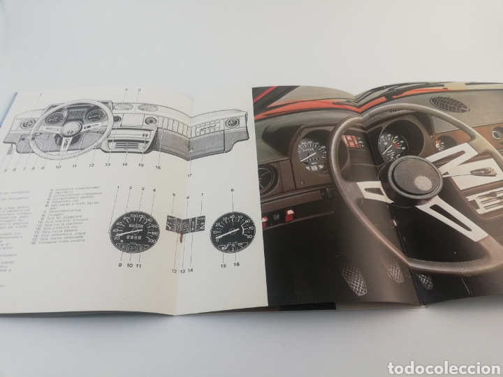 Coches y Motocicletas: CATALOGO ALFA ROMEO SPRINT VELOCE 1.5 EN ITALIANO 1980'S - Foto 4 - 149227246