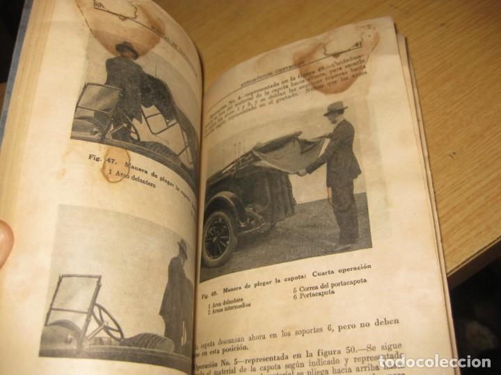 Coches y Motocicletas: precioso catalogo manual de instrucciones automoviles chevrolet serie AB año 1928 general motors - Foto 6 - 149861942