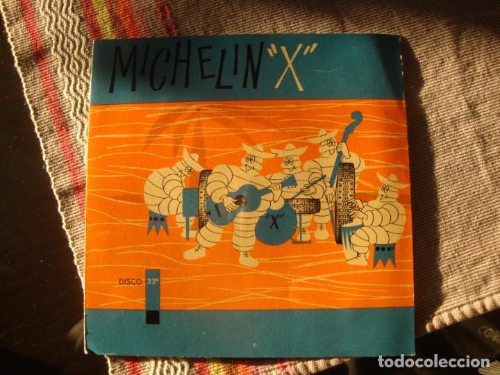 MICHELIN (Coches y Motocicletas Antiguas y Clásicas - Catálogos, Publicidad y Libros de mecánica)
