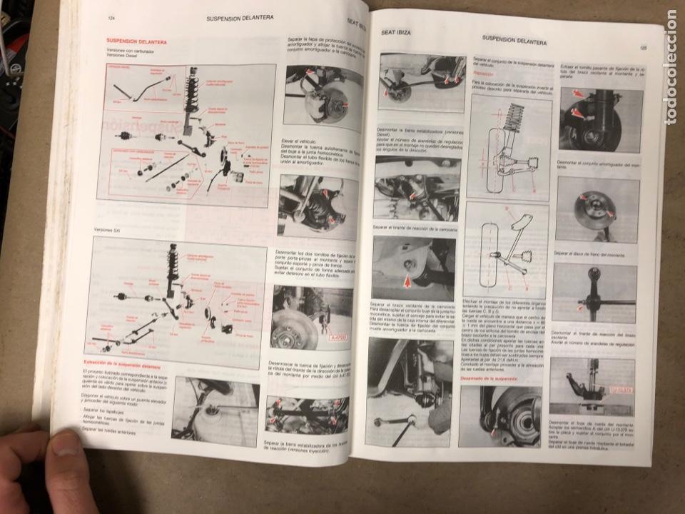 Coches y Motocicletas: SEAT IBIZA. MANUAL DE TALLER. GUÍA DE TASACIONES DICIEMBRE 1991. - Foto 5 - 149996990