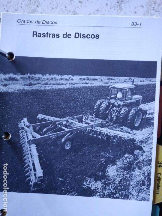 Autos und Motorräder: Manual de demostradores john deere - Foto 5 - 150949206