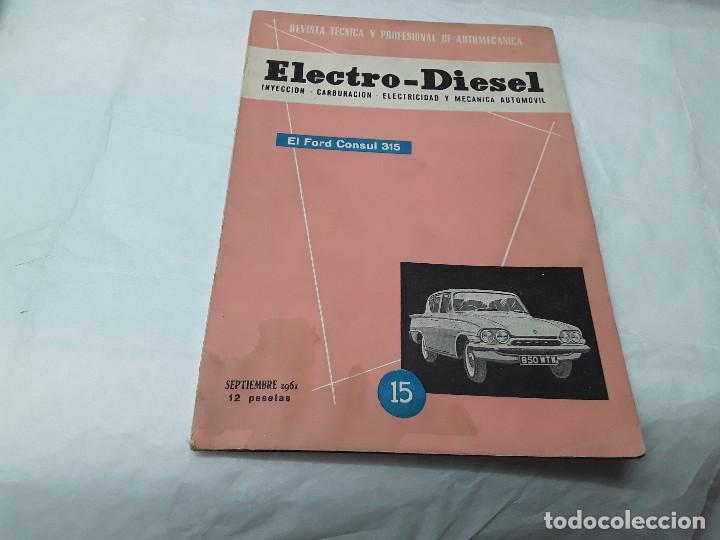 Coches y Motocicletas: ELECTRO DIESEL AUTO DIESEL - Foto 10 - 151077702