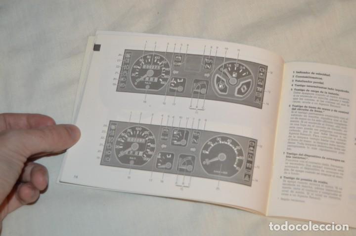 Coches y Motocicletas: VINTAGE - ANTIGUO MANUAL VEHÍCULO - RENAULT 9 - 6ª ED ESPAÑOLA - JULIO DE 1988 - ENVIO 24H - Foto 6 - 152043462