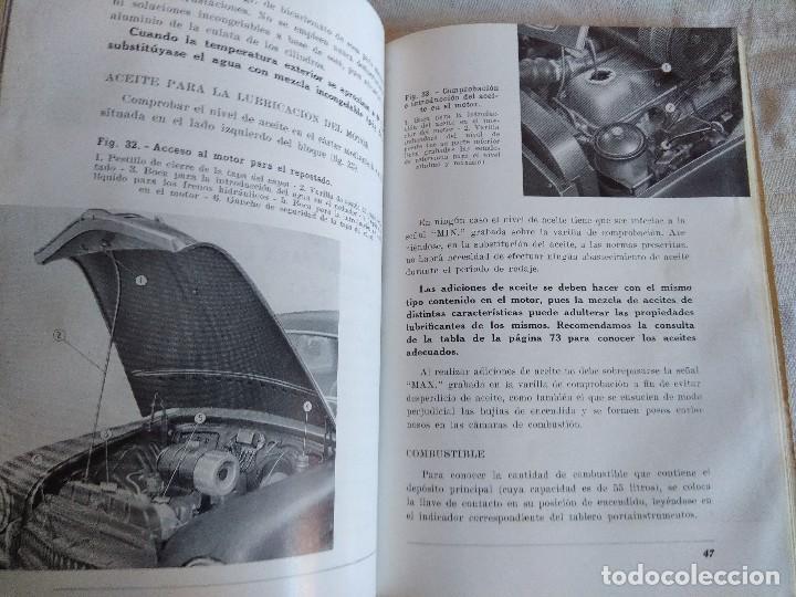 Coches y Motocicletas: SEAT 1400/USO Y ENTRETENIMIENTO. - Foto 5 - 153138738
