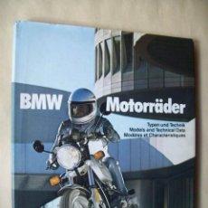 Coches y Motocicletas: BMW MOTORRADER. MOTOCICLETAS BMW. Lote 154161762