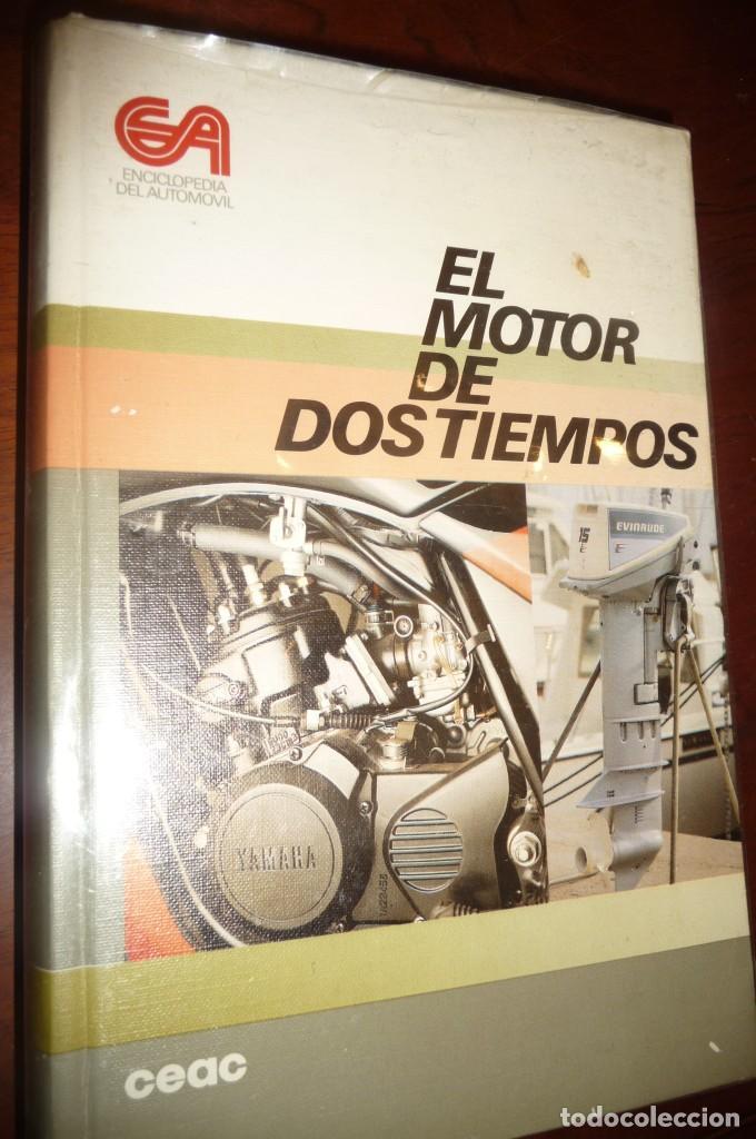 Coches y Motocicletas: ENCICLOPEDIA CEAC DEL AUTOMOVIL, COMPLETA 10 VOLUMENES, 1990, BUENA CONSERVACION - Foto 7 - 154349078