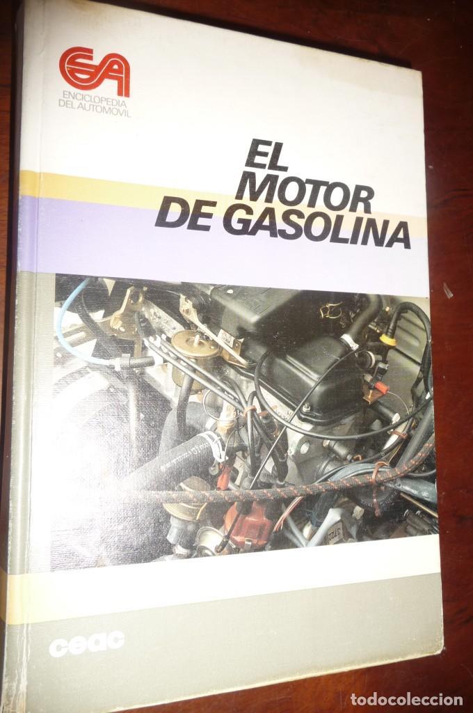 Coches y Motocicletas: ENCICLOPEDIA CEAC DEL AUTOMOVIL, COMPLETA 10 VOLUMENES, 1990, BUENA CONSERVACION - Foto 8 - 154349078