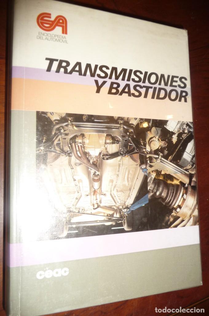Coches y Motocicletas: ENCICLOPEDIA CEAC DEL AUTOMOVIL, COMPLETA 10 VOLUMENES, 1990, BUENA CONSERVACION - Foto 9 - 154349078