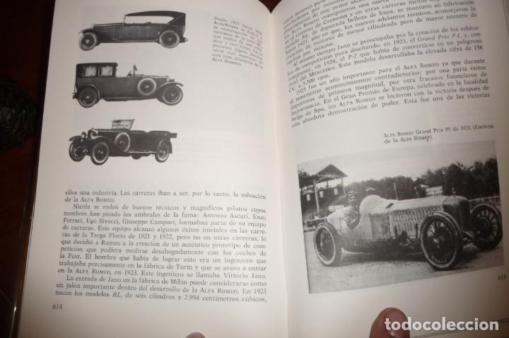 Coches y Motocicletas: ENCICLOPEDIA CEAC DEL AUTOMOVIL, COMPLETA 10 VOLUMENES, 1990, BUENA CONSERVACION - Foto 13 - 154349078