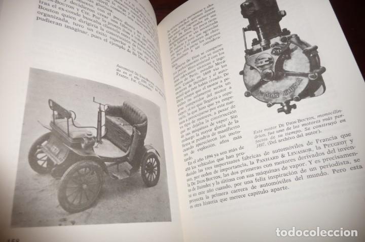 Coches y Motocicletas: ENCICLOPEDIA CEAC DEL AUTOMOVIL, COMPLETA 10 VOLUMENES, 1990, BUENA CONSERVACION - Foto 14 - 154349078
